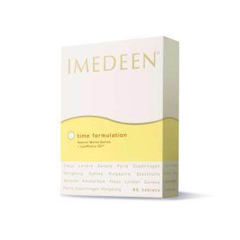 Harga IMEDEEN Time Formulation 60 เม็ด