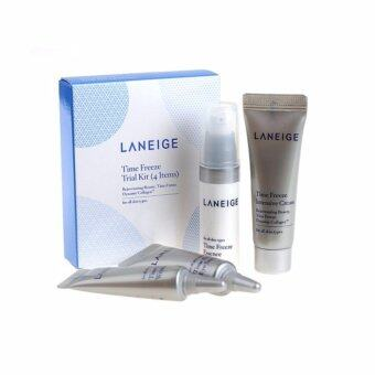 Harga Laneige Time Freeze Trial Kit (4 Items)