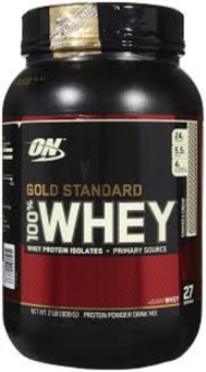 Harga OPTIMUM NUTRITION Gold standard 100% Whey- Cookie & Cream (27 Serving)