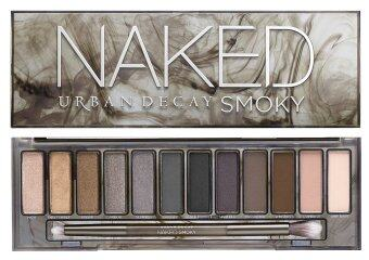 Harga Urban Decay Naked Smoky Palette