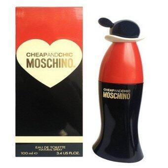 Harga Moschino น้ำหอม Moschino Cheap and Chic EDT 100 ml