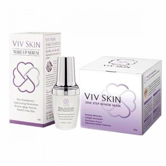 Harga Viv Skin Serum 15 ml. + Viv Skin Mask 30 g.