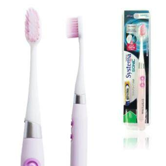 Harga Mustme Systema Sonic Toothbrush แปรงสีฟันไฟฟ้า