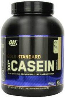 Harga OPTIMUM NUTRITION GOLD STANDARD CASEIN (55 Serving)----Vanila
