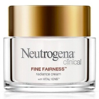 Harga Neutrogen Clinical Fine Fairness Gel Cream - 50 g.