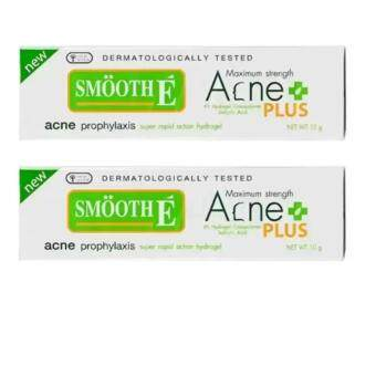 Harga Smooth E Acne Hydrogel Plus 10g 2TUBE