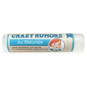 Harga Crazy Rumors 100% Natural Lip Balm Au Naturale (4.4 ml)