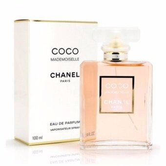 Harga Coco Mademoiselle Chanel for women 100 ml.
