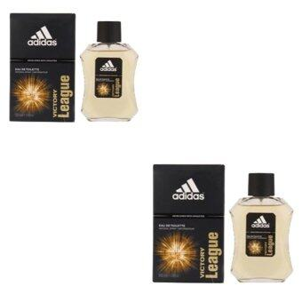 Harga Adidas Victory League For men 100ml. ( 2 กล่อง )
