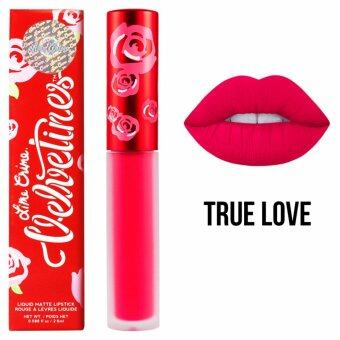 Harga Lime Crime Velvetines #True Love 2.6 ml. (Pinky Red)