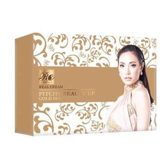 Harga Pitchy Beauty Up Gold Set
