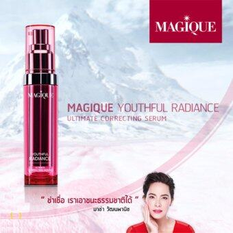 Harga Magique Youthful Radiance Ultimate Correcting Serum