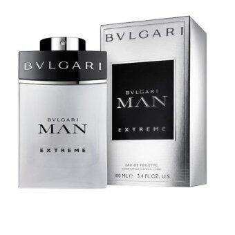 Harga Bvlgari MAN Pour Homme Extreme For men 100ml. (พร้อมกล่อง)