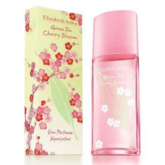 Harga Elizabeth Arden น้ำหอม Elizabeth Arden Green Tea Cherry Blossom EDP 100 ml.