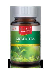 Harga real green tea plus
