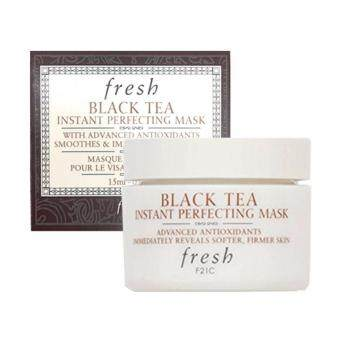 Harga Fresh BLACK TEA INSTANT PERFECTING MASK 15ml