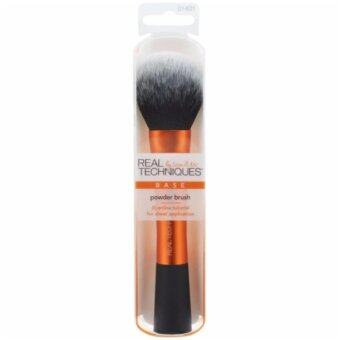 Harga Real Techniques POWDER BRUSH (สีส้ม)