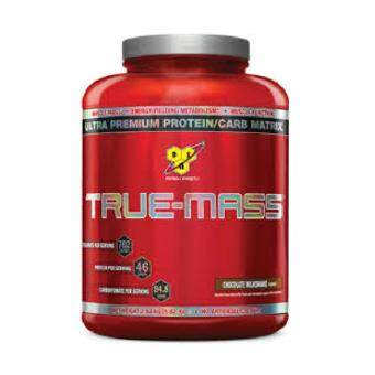 Harga BSN True mass 5 lb.-Chocolate Free Shirt