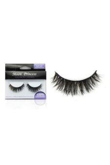 Harga Aukey Quality Mink Hair Black Thick False Eyelashes