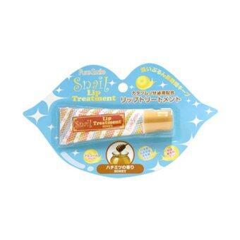 Harga Pure Smile Snail Lip Treatment (Honey) 10g