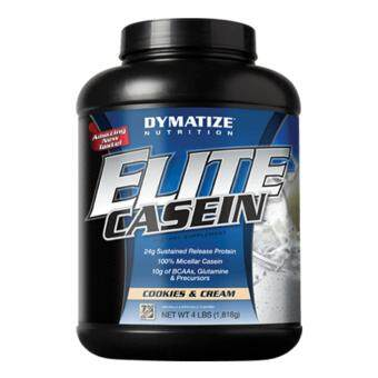 Harga DYMATIZE NUTRITION ELITE CASEIN Rich Chocolate 4 LB