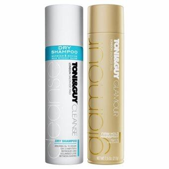 Harga Set Toni&Guy Dry Shampoo + Firm Hold Hair Spray