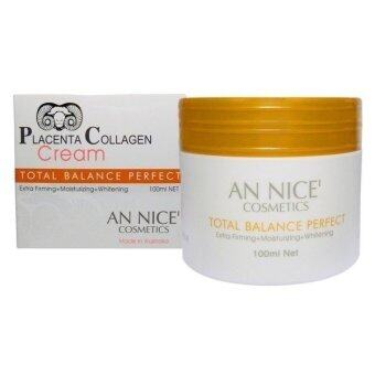 Harga AN NICE' Placenta Collagen Cream ครีมรกแกะ 100ml.