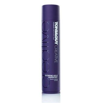 Harga Toni&Guy Extreme Hold Hairspray 250ml