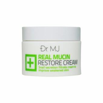 Harga Dr.MJ Real Mucin Restore Cream 50ml