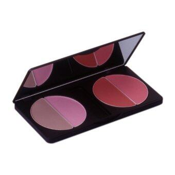 Harga MTI Sign Collection Blush on Palette #B3