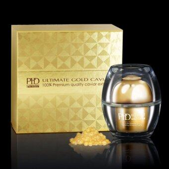 Harga PhD Ultimate Gold Caviar 50 ml.
