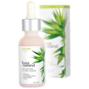 InstaNatural Age Defying Retinol Serum 1 oz (30 ml)