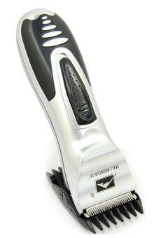 ราคา ITandHome เครื่องตัดผมชาย พร้อมอุปกรณ์ Hair clipper - สีเงิน