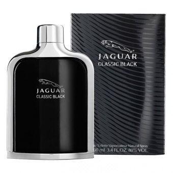 Jaguar Classic Black For Men EDT 100ml.