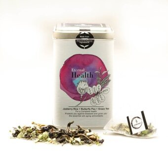 Harga Jasberry ชา ออร์แกนิค Eternal Health Jasberry Organic Tea - Purple