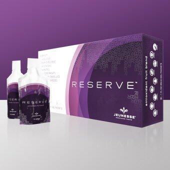 Jeunesse Reserve ผลิตภัณฑ์เสริมอาหาร สาร Raseratol สารต้านอนุมูลอิสระช่วยยืดอายุเซลล์ 30 ซอง 1 กล่อง