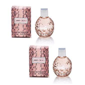 Harga JIMMY CHOO EDT (4.5ml. x 2 กล่อง)