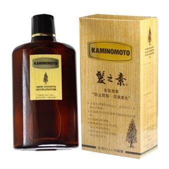รีวิวพันทิป KAMINOMOTO Hair Growth Accelerator 150ml.