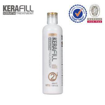 kerafill hair straightening products keratin hair treatment 280ml