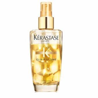 เปรียบเทียบราคา Kerastase Elixir Ultime Intra-Cylane Voluptuous Beautifying Oil Mist (Fine to Normal Hair) 100 ml.