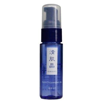 Harga KOSE SEKKISEI White Liquid Wash Clear Cleansing Oil หัวปั๊มใช้งานสะดวก 40 ml.
