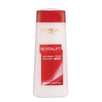 L'Oreal Paris RevitaLift Anti-Wrinkle  Firming Aqua-Milky 200 มล