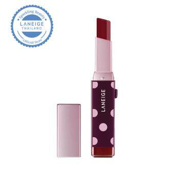 LANEIGE X YCH Two Tone Matte Lip Bar No.2 Red Cashmere (2G)