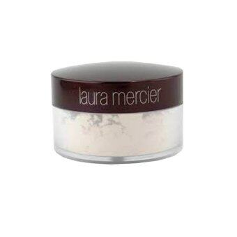 Laura Mercier Loose Setting Powder Translucent แป้ง ลอร่าทรานลูเซ้น แป้งฝุ่นขายดีอันดับ 1 ในหลายประเทศทั่วโลก 3.5g (1กระปุก)