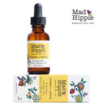 Harga Mad Hippie Skin Care Products Vitamin C Serum 8 Actives (30 ml) เซรั่มวิตามินซี