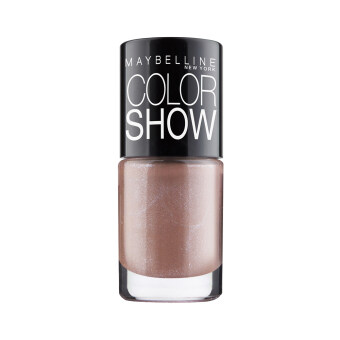 Harga Maybelline Color Show Nail น้ำยาทาเล็บ (สี 501 Silk Stockings)