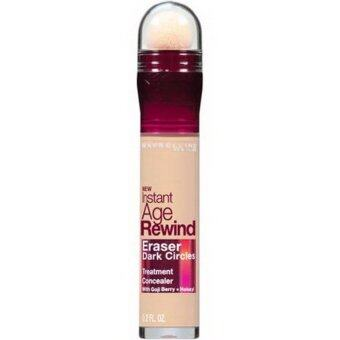 Harga Maybelline Instant Age Rewind Eraser Dark Circle Treatment 6ml.#Light / Pale สำหรับผิวขาว-ขาวเหลือง