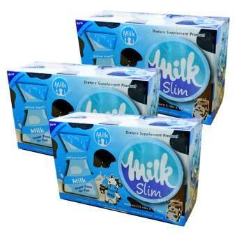 Milk Slim นมผอม เบโลน่า