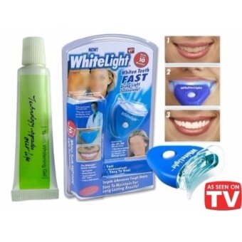 ต้องการขาย Namita Whitelight อุปกรณ์ฟอกฟันขาวใน 10 นาที