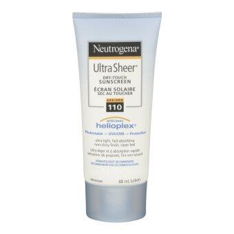 Neutrogena Ultra Sheer Dry Touch Sunblock SPF 100 3oz (88ml.)